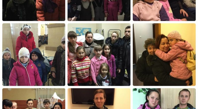 8.12.2014 Программа временного поселения от Станции«Харьков»