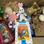 Игрушки от украинской общины Калифорнии