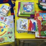 Детские книги от украинской общины Калифорнии