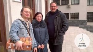Илья Балашов, Марина Воронцова, Николай Шлапак