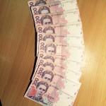 2000 грн. от неизвестных друзей