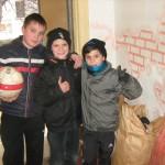Дима, Влад и Виктор