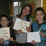 Детишки с книжками