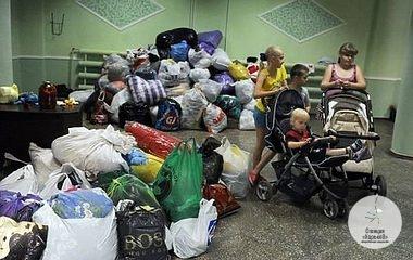 Увеличилось количество беженцев, стремящихся в Харьков — волонтер Фото: Аргумент
