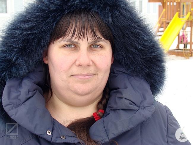 Людмила с детьми целые сутки добиралась до Харькова из Антрацита через Россию