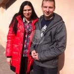 Наши помощники: Оксана и Алексей