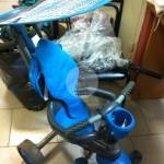 Еще одна коляска от Оксаны и Алексея