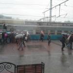 В Харькове дождь