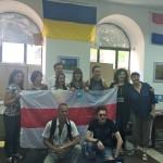 Теперь у нас в коллекции - флаг Беларуси