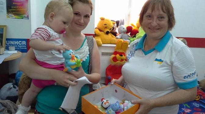 Когда у детей есть игрушки, этозамечательно!