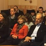 Госпожа Даниэла Шадт, патронесса ЮНИСЕФ, супруга президента Германии
