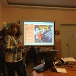 Еленна Винник рассказывает о нашей работе